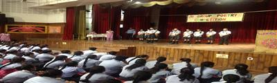 INTER-HOUSE GROUP POETRY RECITATION